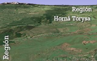Región Horná Torysa